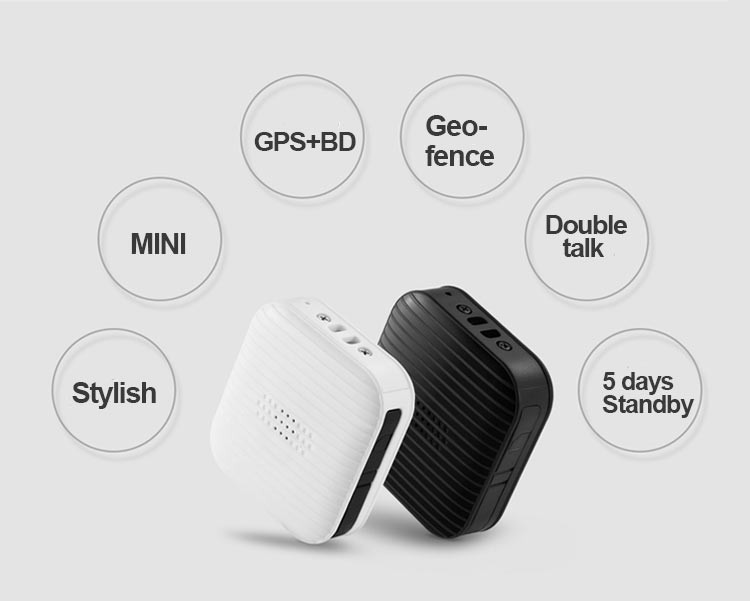 Mini GPS Tracker Device Location Finder Antilost Mini size GPS tracking Cars Pets Kids