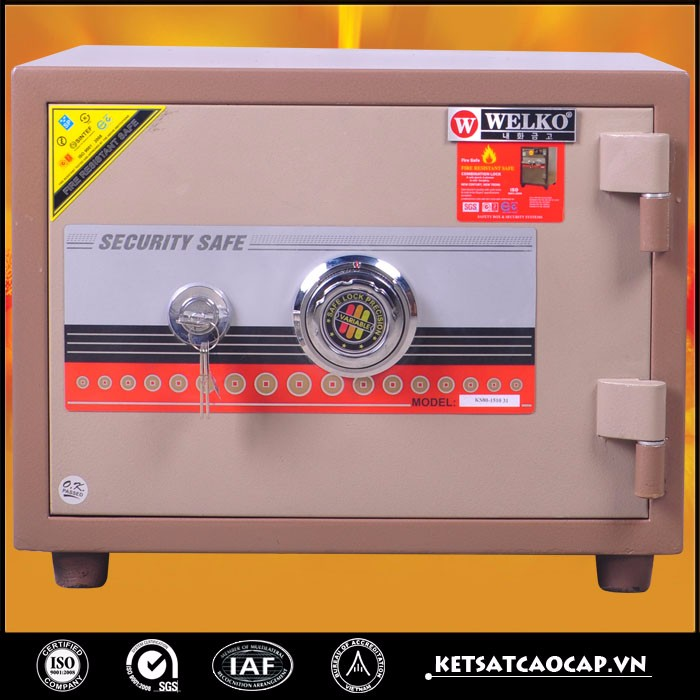 Hotel used digital password safe box - KS 80M DK