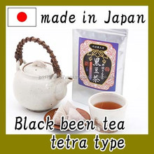 High quality and Delicious black soybean blood fat reducing tea with healthful made in Japan