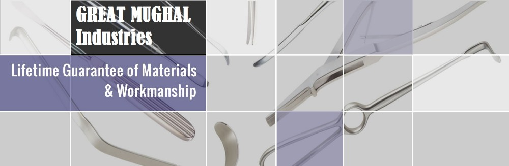 Scalpal Handle No. 3 / Surgical Instruments GMI-20005