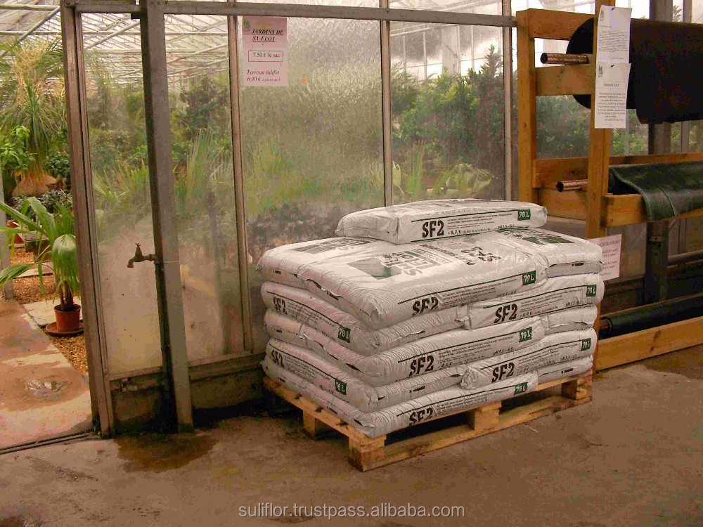 PEAT MOSS FOR PROFESSIONAL GROWERS
