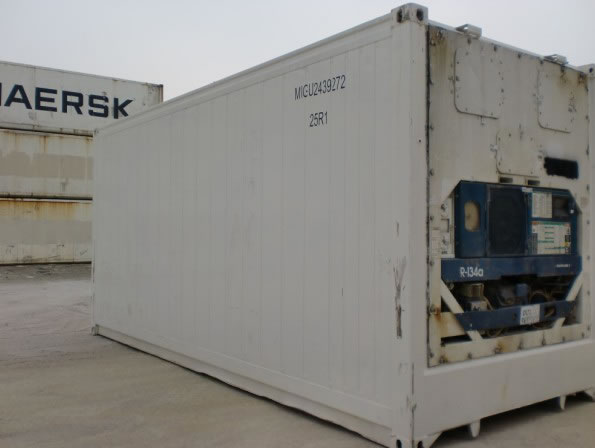 Carrier 20ft / 40ft used REEFER CONTAINER