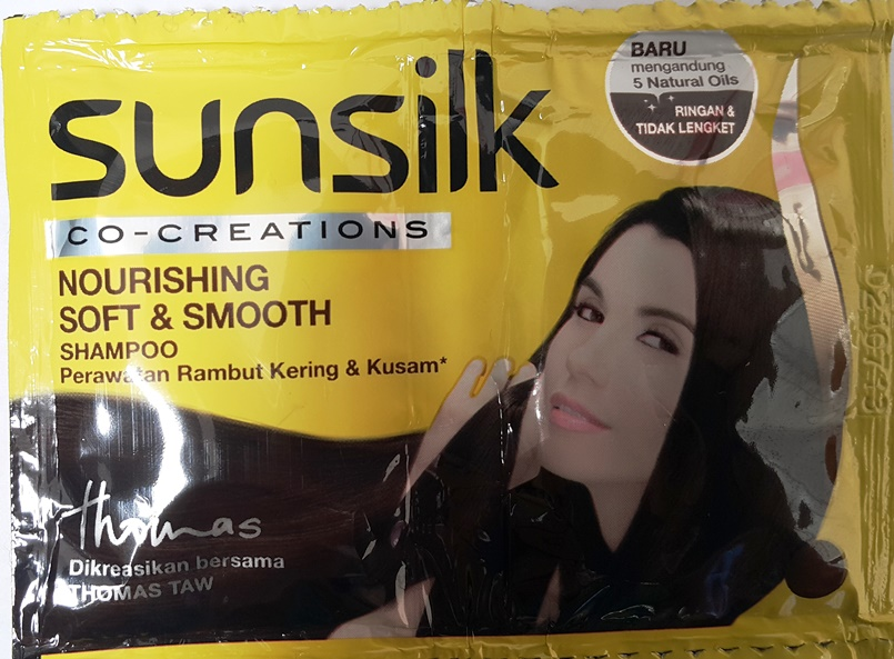 Sunsilk Shampoo Sachet 10ml