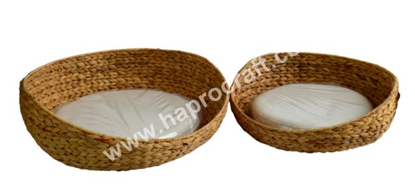 Lovely Ecofriendly, handmade pet basket, decorative, pet cage, pet house, made in Vietnam- HS 4453/2