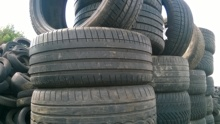 Used Tires, Scrap Tires, Waste Tires