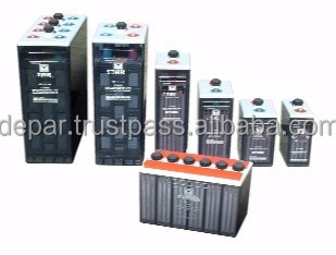 Depar 2V 250Ah OPZS Battery - European Quality Brand, Newmax/Solimax, Depar Stationary Industrial Battery