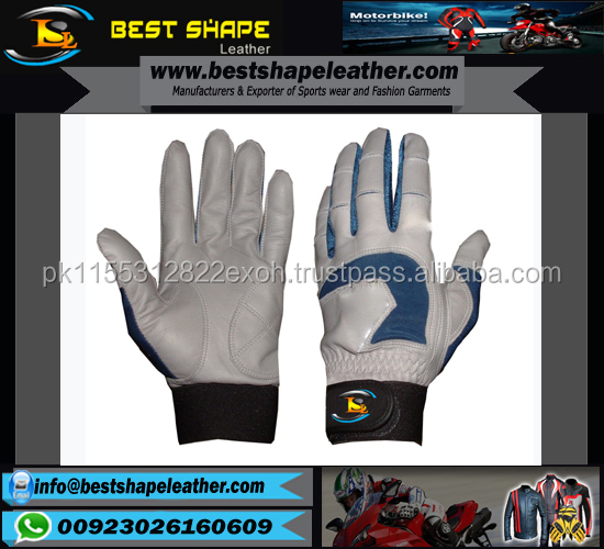 Manufacture wholesale baseball equipment Baseball Gloves Batting Gloves Baseball Gloves