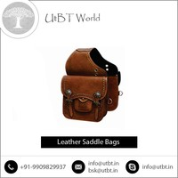 Leather Motorcycle Saddle Bag by Leading Market Company