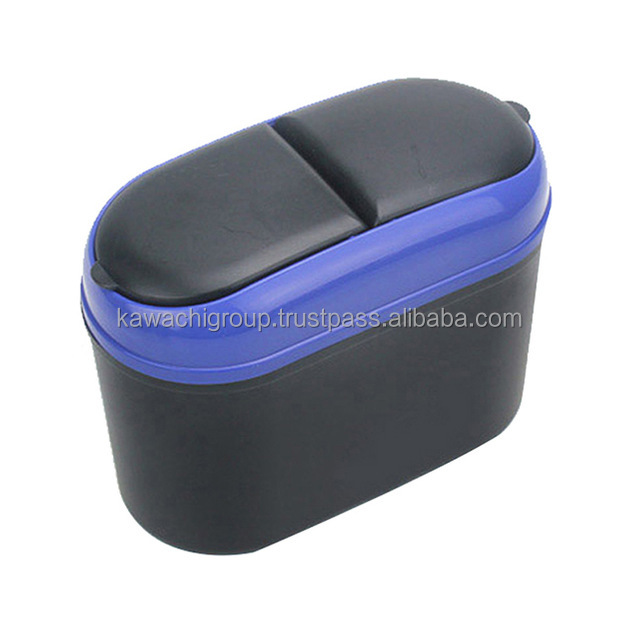 Mini Home Car Auto Trash Can Garbage Dust Holder Box car organizer Used In Car Home Office