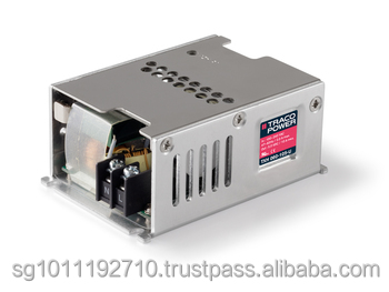 TRACO POWER TXH 060 Series Power Supply / a family of power supplies in metal enclosure, designed for cost critical application