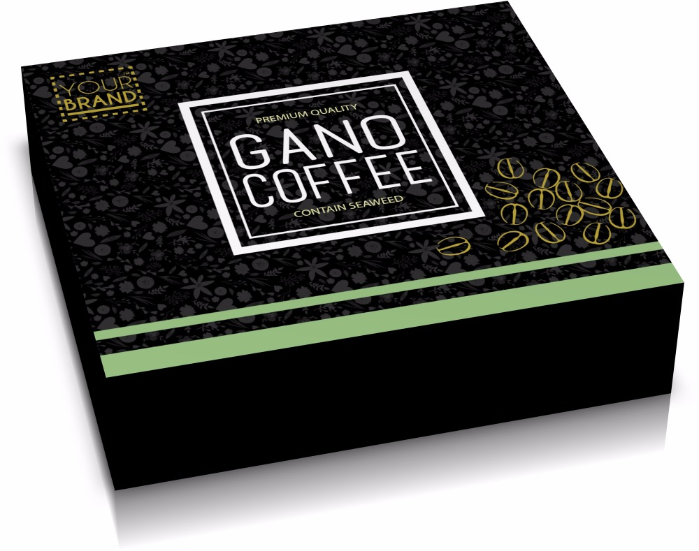 Best 3 in 1 Seaweed Ganoderma Coffee