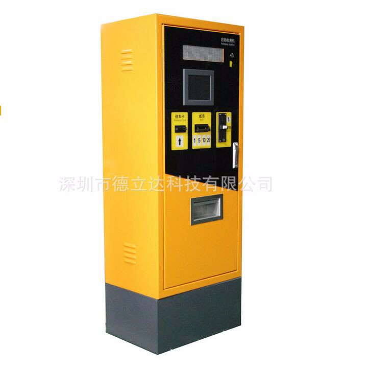 Hot Sale Auto Pay Station Parking Payment Machine Buy