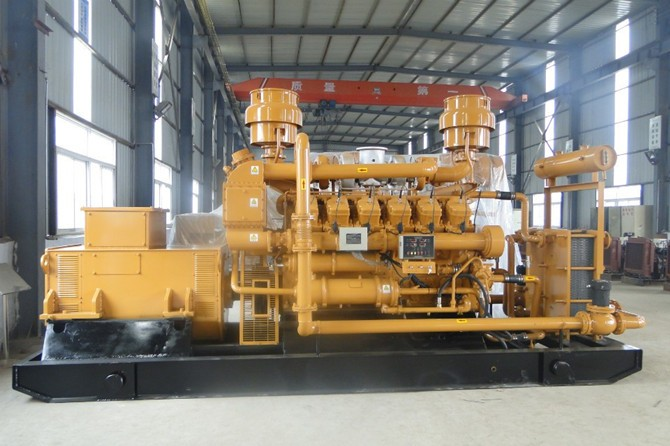 China Manufacture CE ISO Export to EU 600kw Wood Chips/Saw dust Biomass Generator /Biomass Gasifier Power Plant