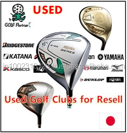Various types of and Cost-effective japan trike and Used golf club at reasonable prices , best selling
