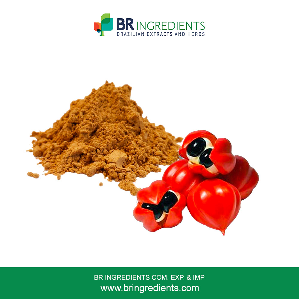 Guarana Seeds Extract Powder