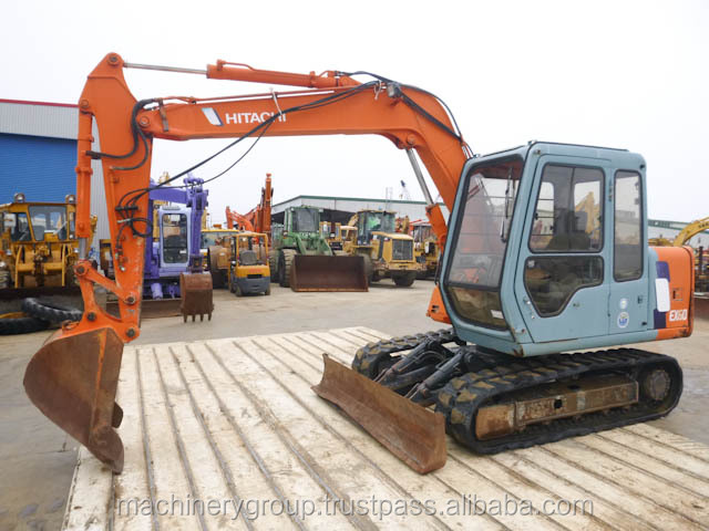 High Quality Used Hitachi EX60-2 Excavator for Sale, Used Hitachi EX-60-2 Price