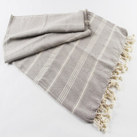 Soft Basic Towel Luxury 100 % Cotton Hand Towels Best Quality Bathroom Floral Turkish Towel