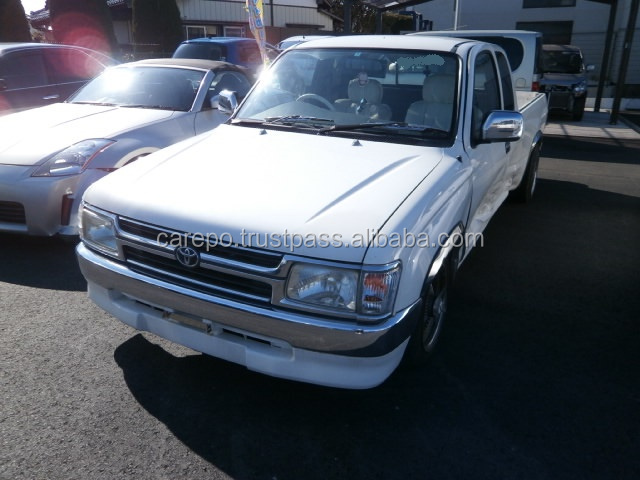 USED PETROL RIGHT HAND DRIVE CAR (HIGH QUALITY & GOOD CONDITION) FOR TOYOTA HILUX GC-RZN152H 2000