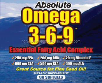 GMPc Dietary Supplement ( 60 / Bottle ) Omega 369 Capsule