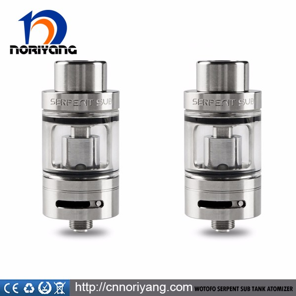 Easy Using Wotofo Serpent Sub Tank Atomizer with best prcie