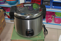 Electric rice cooker commercial 10 liter for 50 pax. NEXT DAY DELIVERY!