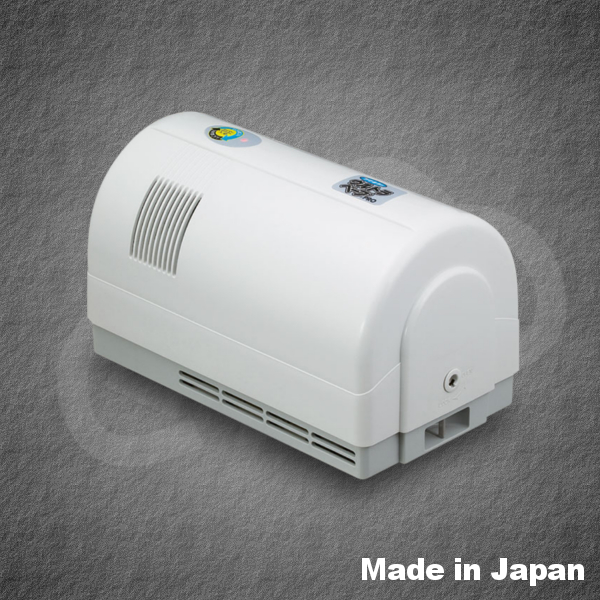 "Battery-powered Pest Control Equipment ""Ultra Vape"" with Highly-efficiency made in Japan"