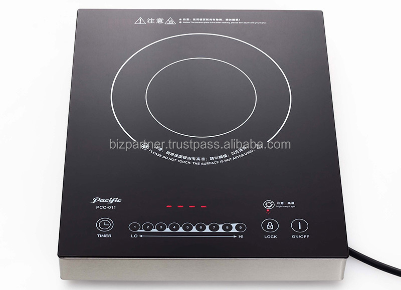 CE,CB,Rohs Electric infrared Cooker kitchen Thai Manufacturer