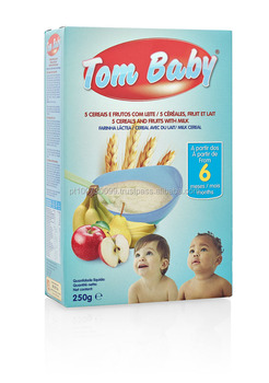 TOM BABY Milk Cereal