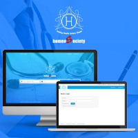 Homeosociety - Best PHP Application Development Company in India
