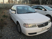 JAPAN USED VEHICLES RIGHT HAND DRIVE FOR NISSAN SUNNY B15 QG13-DE FF AT 2WD 1,300CC