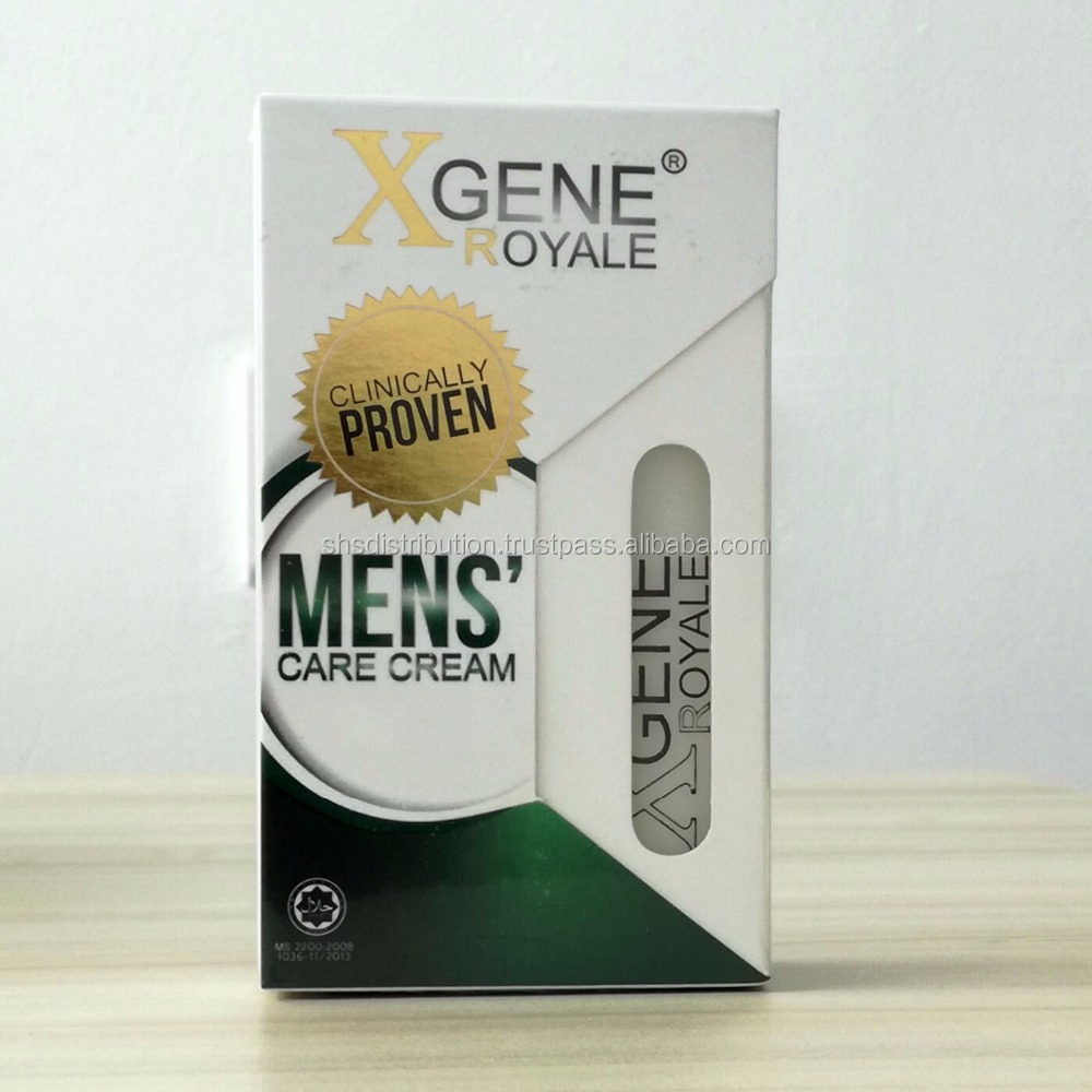 Xgene Royale Tongkat Ali Extract Natural Penis Enlargement Cream