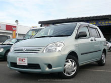 Reasonable and Right hand drive used toyota autos RAUM 2006