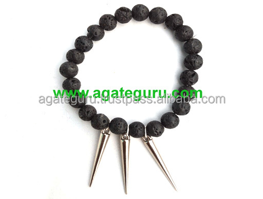 Fency Lava Beads India wholesaler Manufacturer