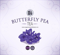 Premium Quality Butterfly Pea flower Tea Manufacturers