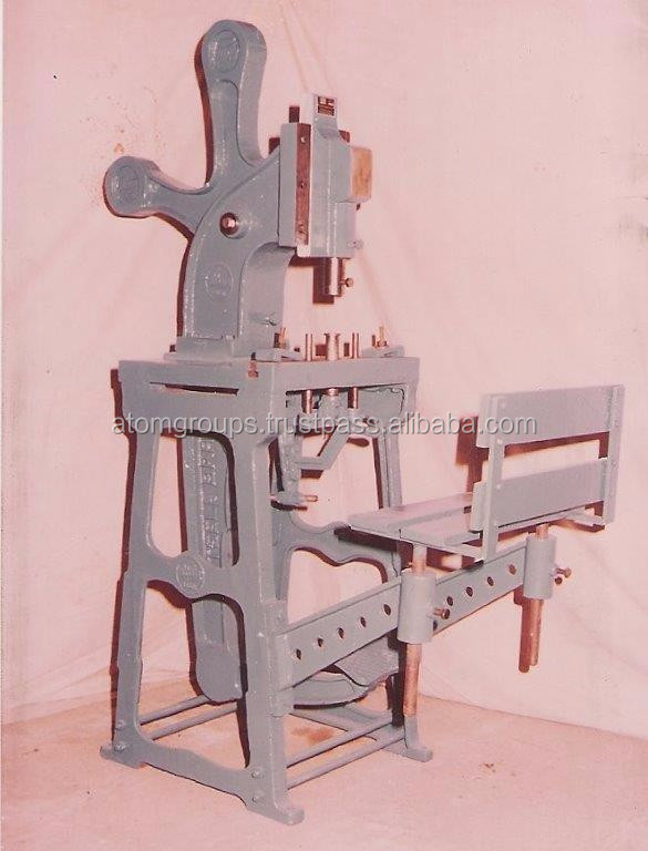 Soap Press Machine No. D - 7