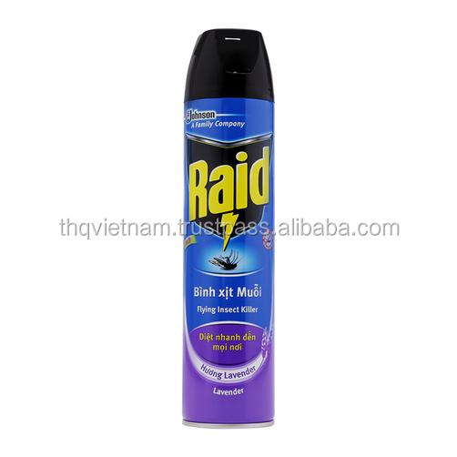 [THQ VIETNAM] RAID FLY INSECT KILLER 600ML