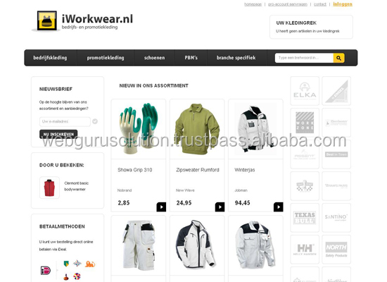 Custom E commerce Website designing and development India Other Furniture