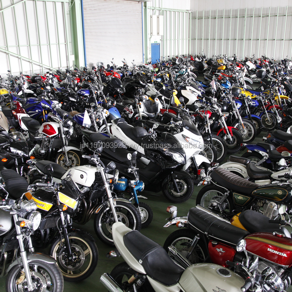 Best price and Rich stock motorcycle 600cc with Good condition made in Japan