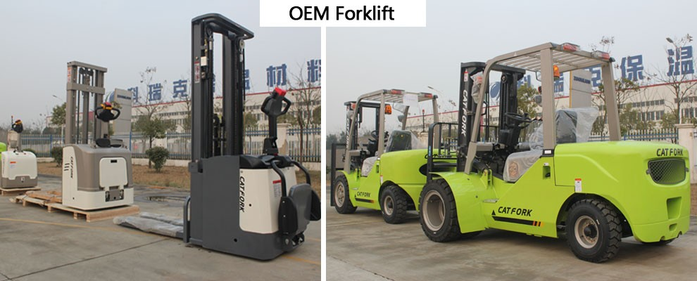 SNSC 4T Forklift to Myanmar