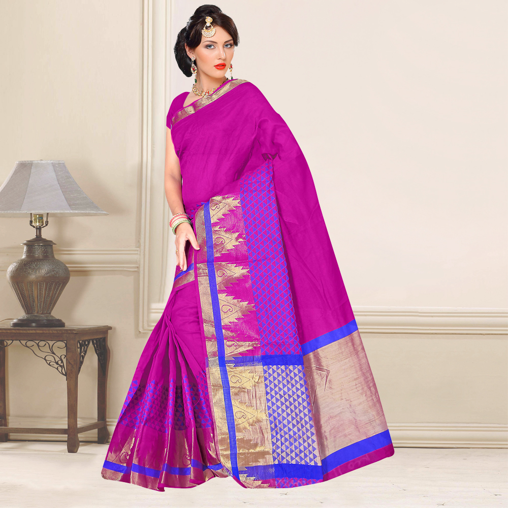 All Types Of Indian Sarees