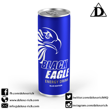 Non Carbonated Energy Drink (Blue Edition)