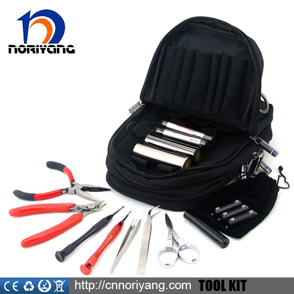 New rock vape diy tool kit bag Doctor Coil Advken 2016 new products competitive portable vape tool bag