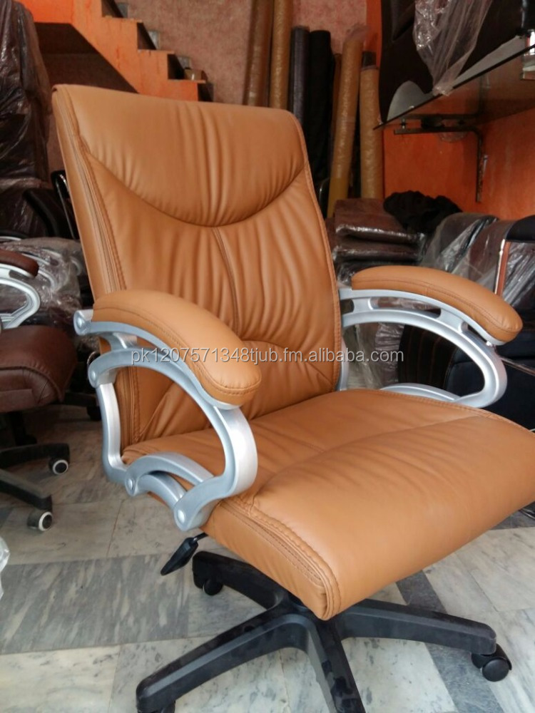 Revolving Chair, Leather Chair, Office Chair