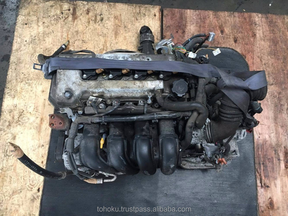 Used Engine Toyota 1ZZ a/t 4wd (set cpu) | Japanese used auto parts/used engine of toyota/used car engine/used gasoline engine
