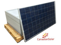 Competitive Price And Good Quality Solar Canadian Panels Wholesaler
