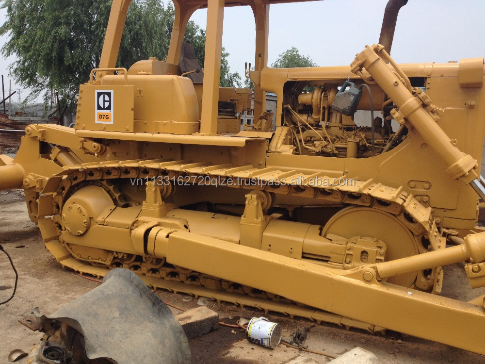 Used Caterpillar D7G Used Crawler Bulldozer CAT D7G for sale