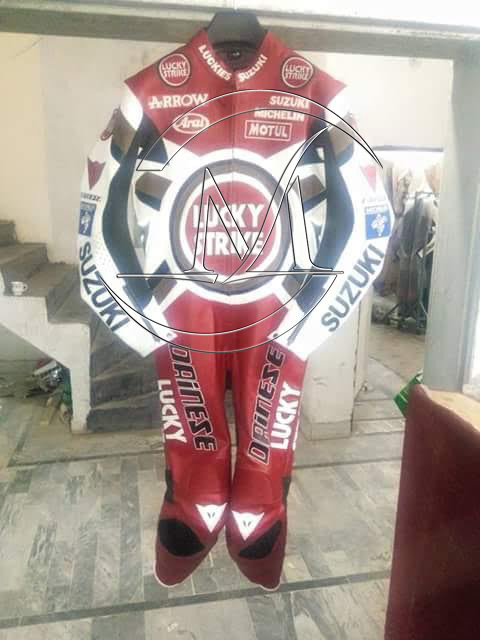 Motorbike leather racing Suit/Motorcycle Leather suit