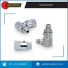 Stainless Steel Water Swivel Joint with Variety of Seal Option Available