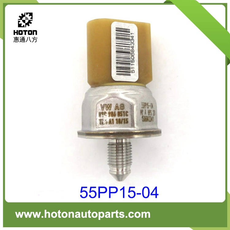 Fuel Oil Pressure Sensor 55PP15-04 For Audi A4 A6 A8 VW