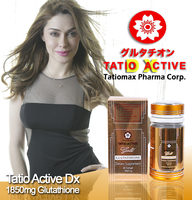 Tatio Active Dx 1850mg Glutathione with collagen softgel